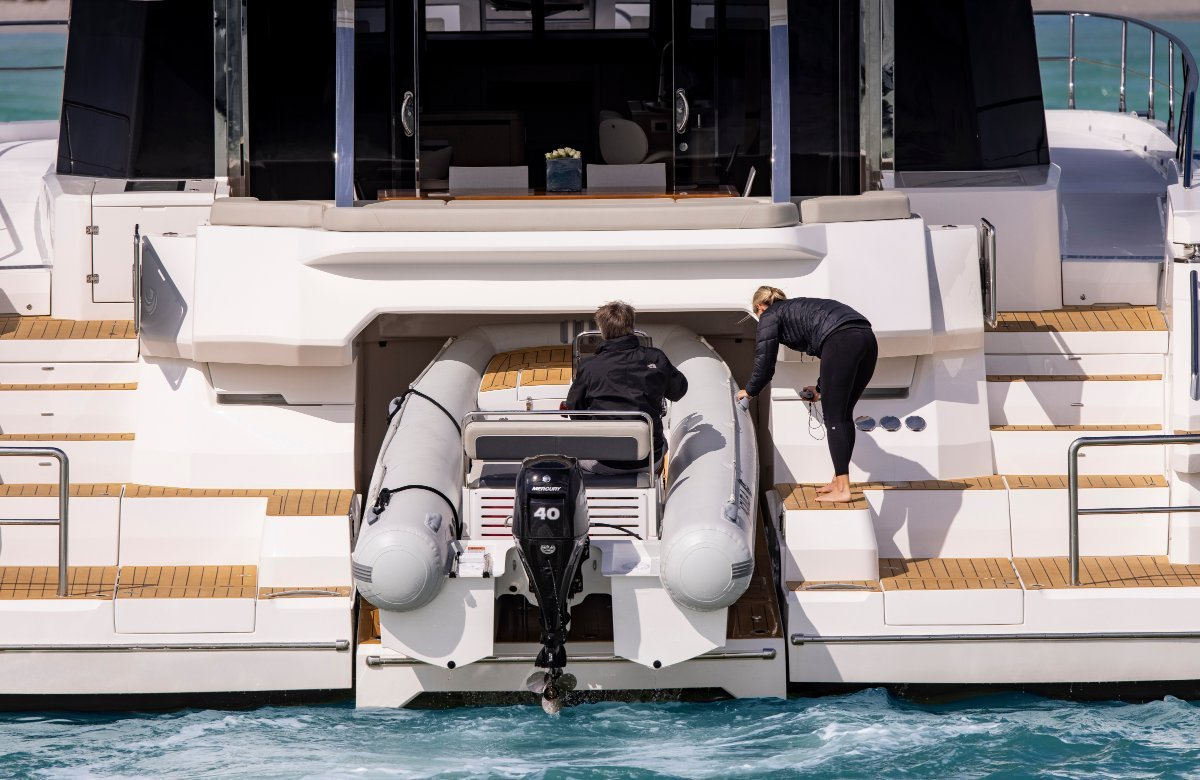 Aquila 70 Luxury Power Catamaran
