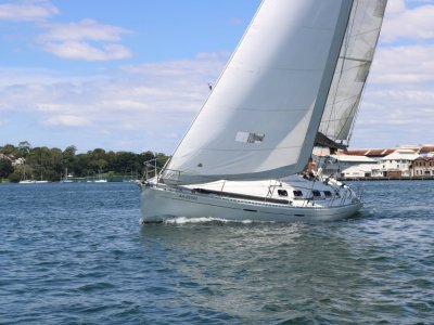 Beneteau First 42s7 - SOLD BY FLAGSTAFF MARINE