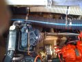 Northshore 37 Diesel shaft drive
