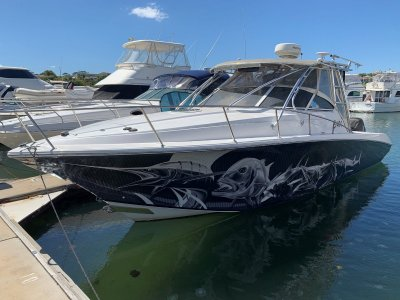 Fountain 33 Sport Fish Cruiser