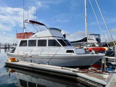 Boro and Doven 36ft Flybridge Cruiser URGENT SALE MUST SELL!