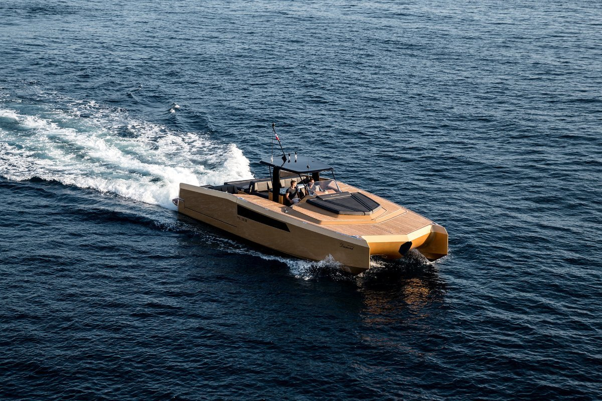 Sunreef Yachts 40 Open
