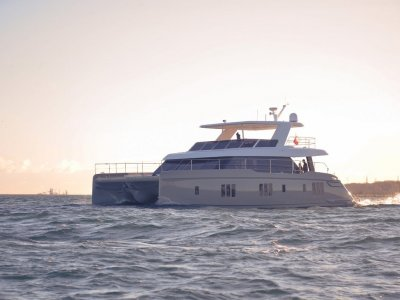 Sunreef Yachts 60 Power Catamaran