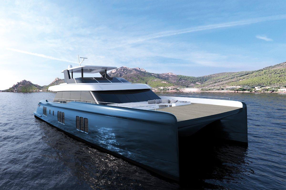 Sunreef Yachts 70 Power Catamaran