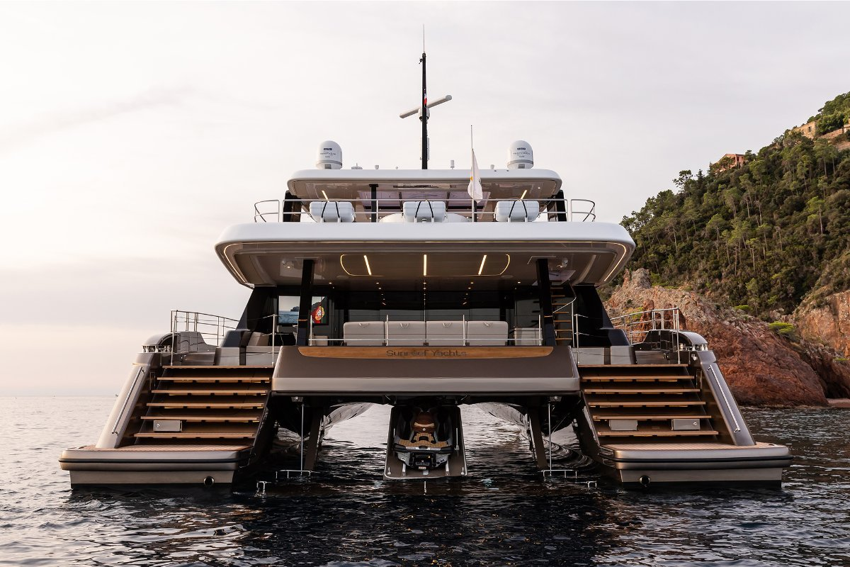 Sunreef Yachts 80 Power Catamaran