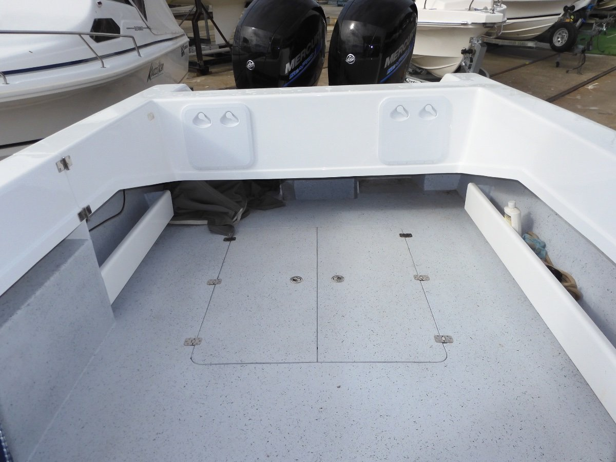 Coastcraft Offshore 6.3 NEW VESSEL, HIGH QUALITY, COMPLETE PACKAGE!
