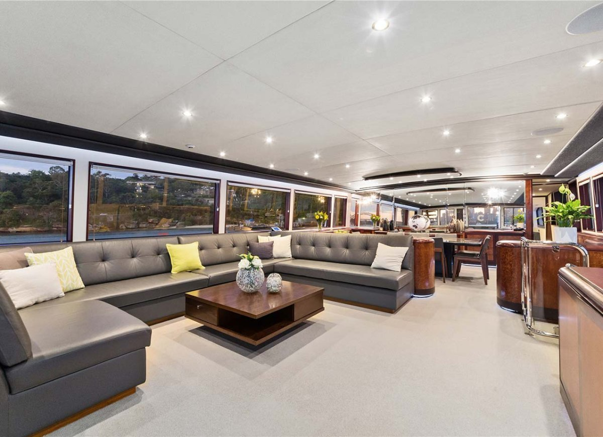 Lloyd 115 Motor Yacht Corroboree, seriously for sale bring offers