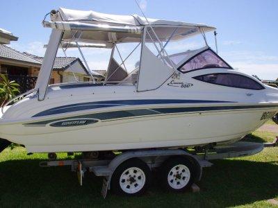 Whittley Cruiser 550