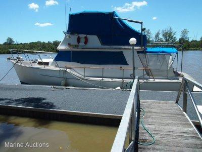 Custom Built Flybridge Cruiser
