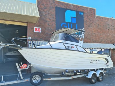 Trailcraft 680 Trailblazer 2017 WELL LOOKED AFTER FAMILY FISHING BOAT FORSALE