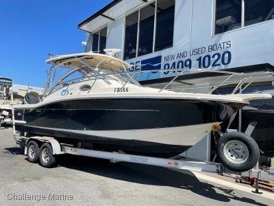 Scout 262 Abaco Twin 2019 Suzuki 175's 48 hrs