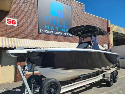 Peter Milner 24FT CUSTOM CENTRE CONSOLE SPORTS FISHING BOAT... !