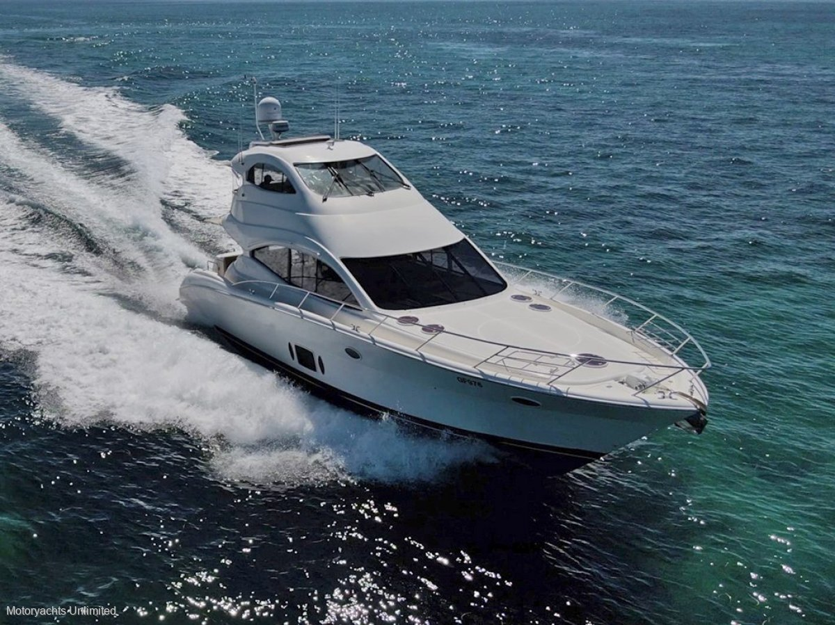 Maritimo A55 Aegean Flybridge *** MUST GO - All offers considered ***