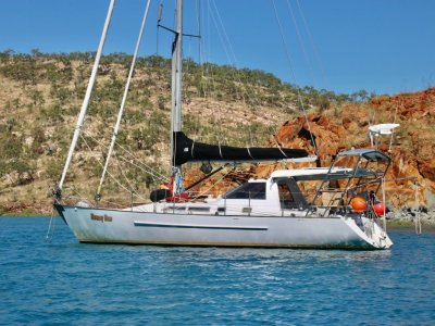 Van De Stadt 40 EXCEPTIONAL BLUEWATER CRUISER, TURN KEY PACKAGE!