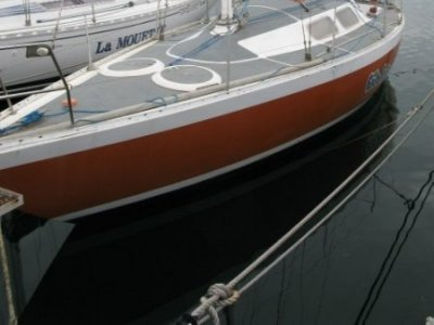 Miller And Whitworth 32 Sloop