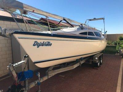 Noelex 25 Boat Ser. No. 980