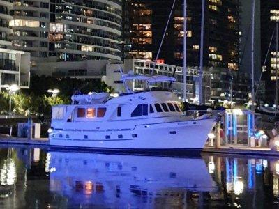 Defever 52OC Motor Yacht