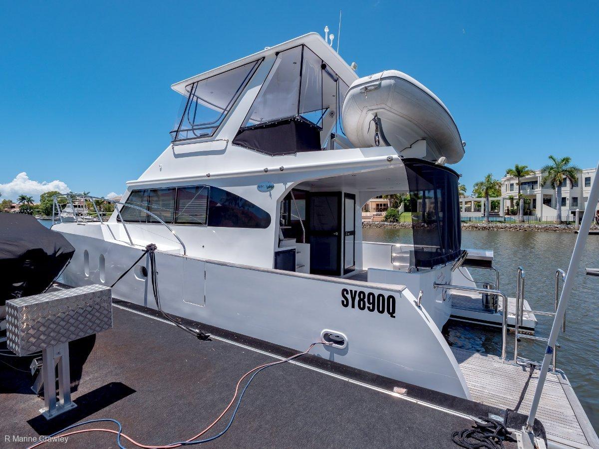 MEC Yachts 12.5 Powercat