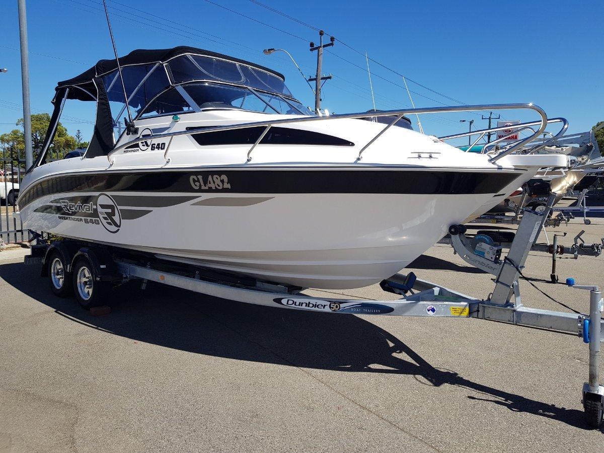 Revival 640 Weekender Sports Cruiser