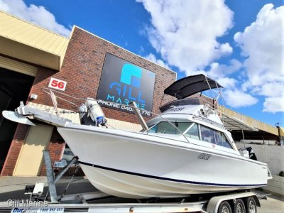 Bertram 25 Flybridge NO EXPENSE SPARED READY TO GO PACKAGE... !!!!