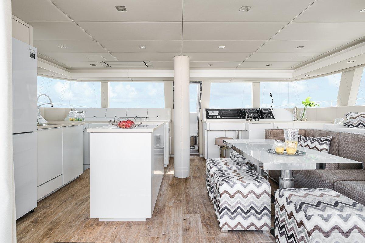 Sunreef Yachts 50 Sailing Catamaran
