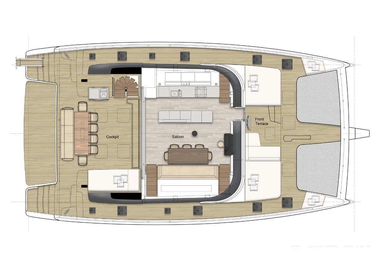 Sunreef Yachts 60 Sailing Catamaran