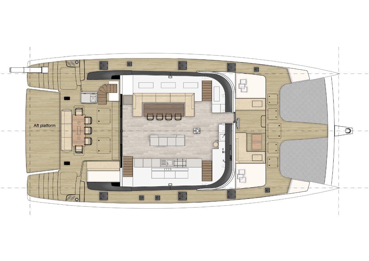 Sunreef Yachts 70 Sailing Catamaran