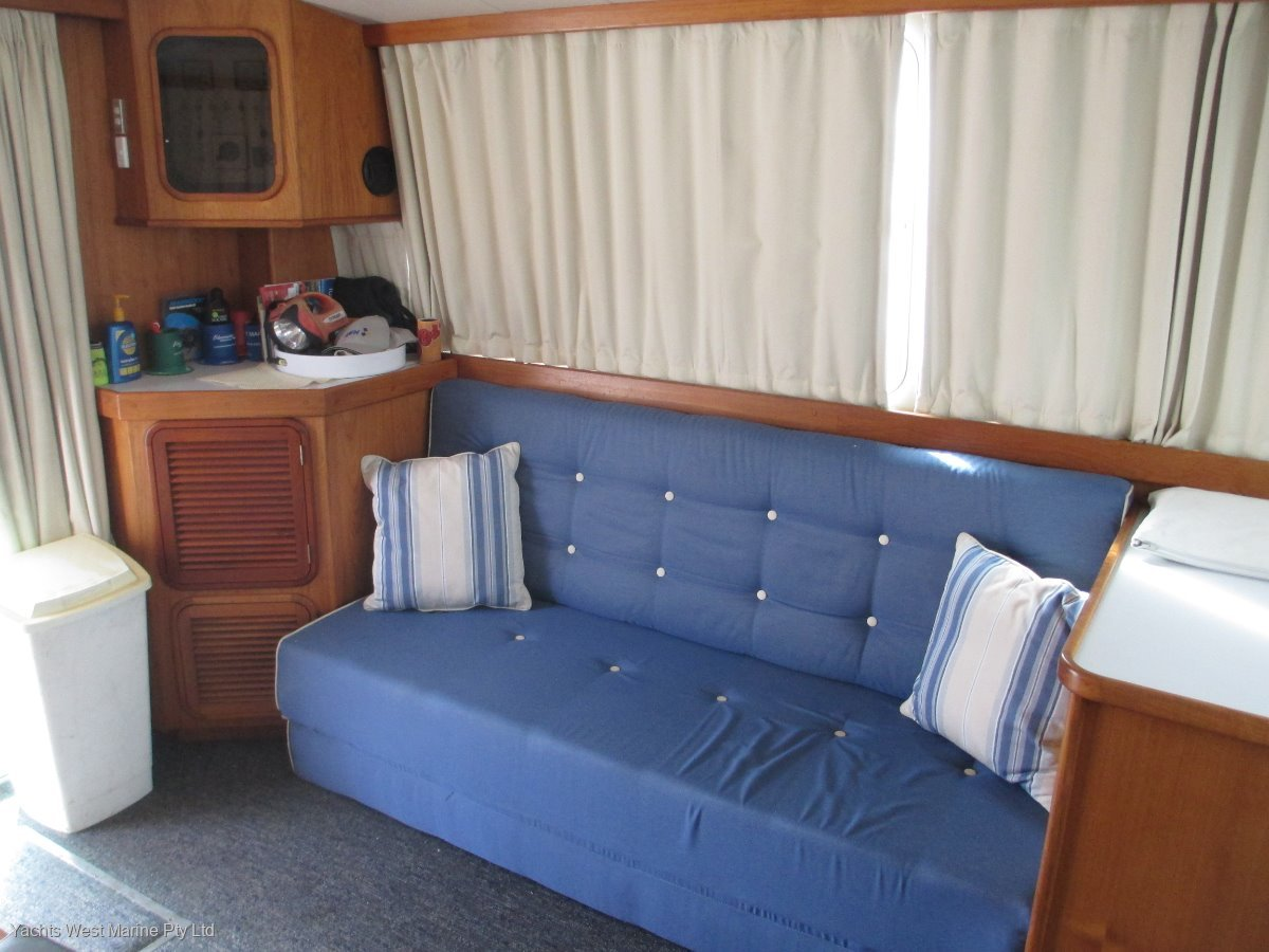 """Randell 41 Mk II Flybridge Sports Fisher """" NORTH WEST ADVENTURE of A LIFE TIME """""""
