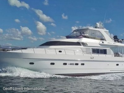 Monte Fino 70 Flybridge Motor Yacht
