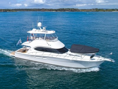 Riviera 47 Open Flybridge Series I