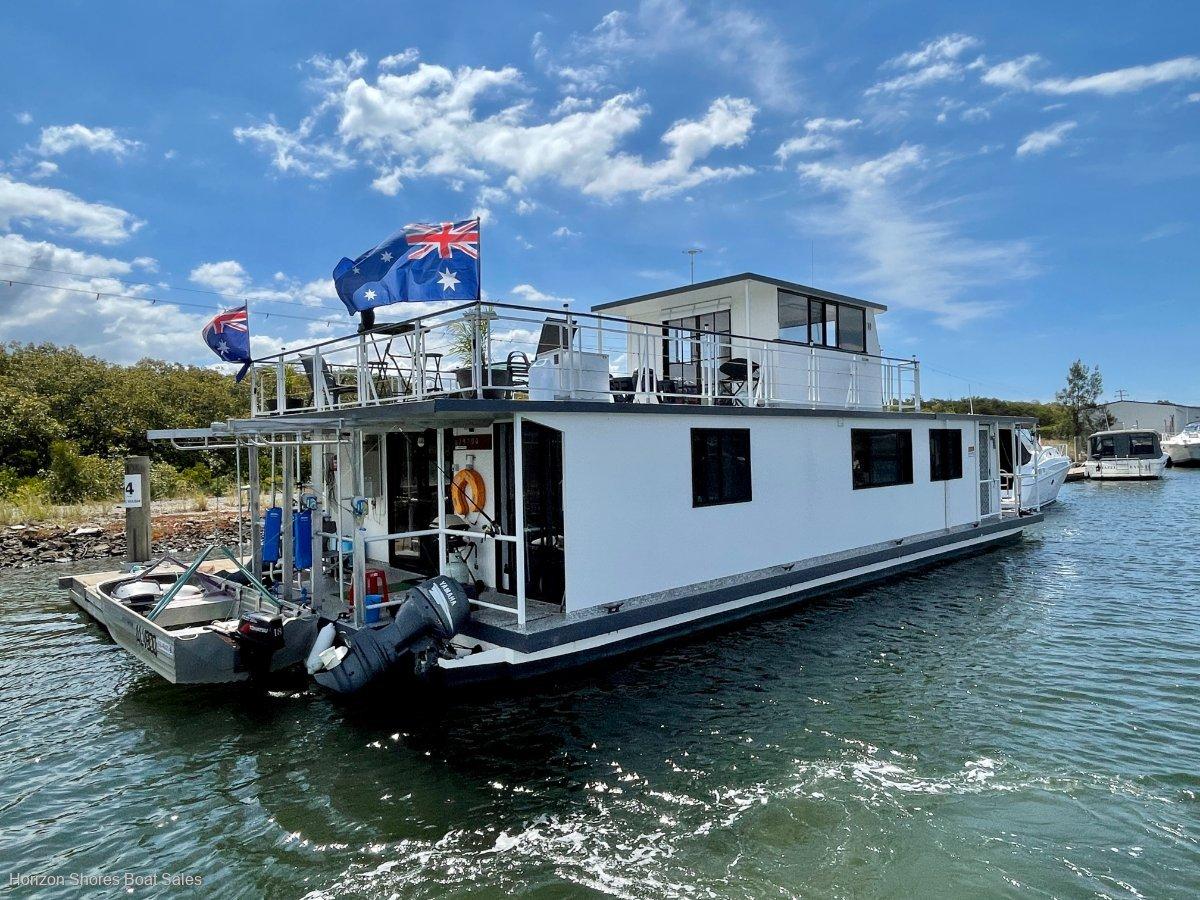 Mc Marine 60ft Houseboat