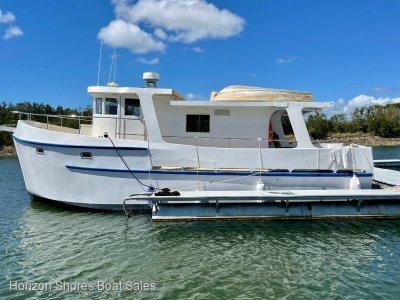 Bay Cruiser 43 Raised Deck