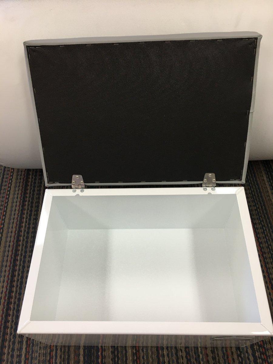 Boat Seat box 590L x 400W x 365H