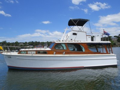 Griffin 36 Flybridge