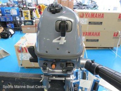 4hp Yamaha