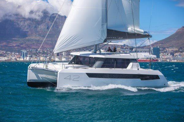 New Leopard Catamarans 42 Syndicate managed by Yachtshare