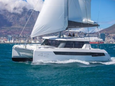 Leopard Catamarans 42 Syndicate managed by Yachtshare