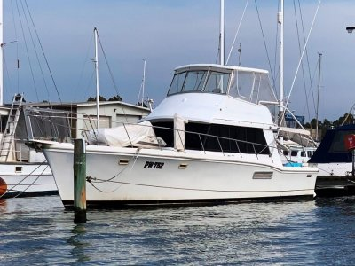 Mariner 43 Flybridge- Click for more info...