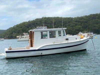 Fisher Custom Timber Cruiser