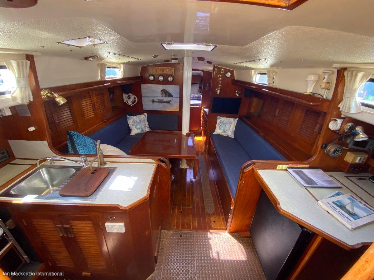 Oceanic 46 Centre Cockpit Cutter Cruising Yacht