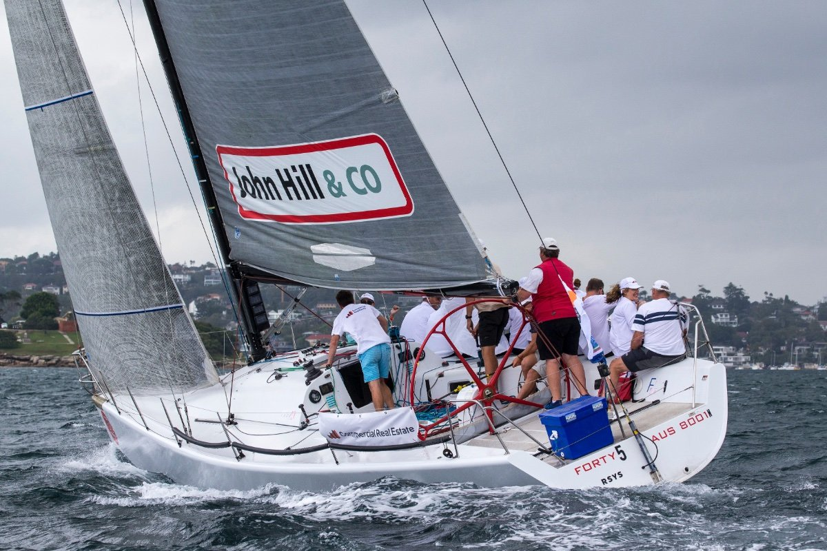Farr 40 2001:Forty