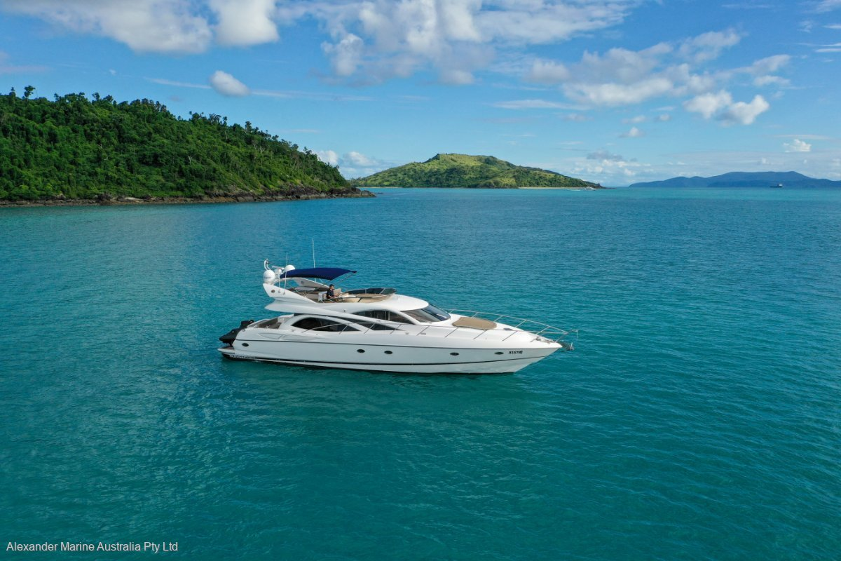 Sunseeker Manhattan 64