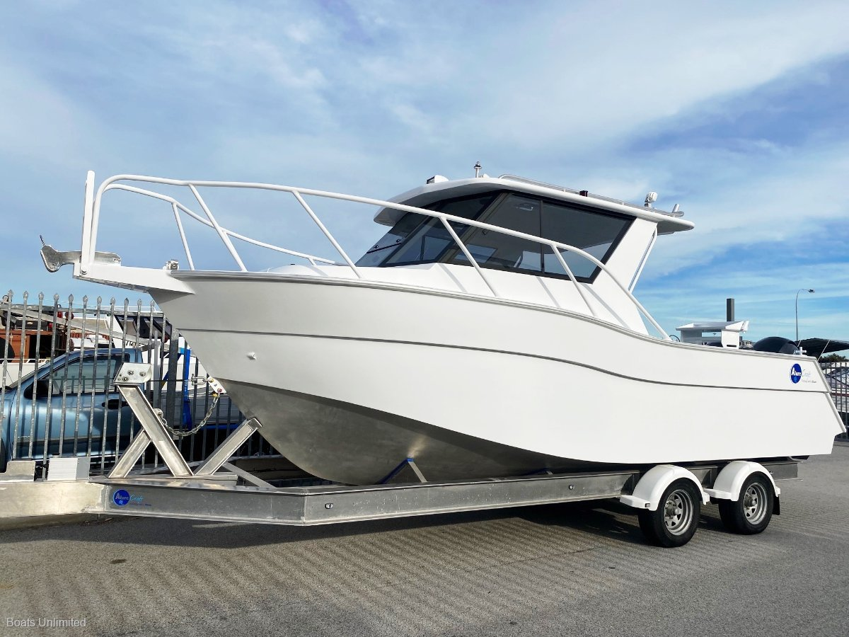 Alure Craft 760 Sportscabin Hardtop Deluxe AVAILABLE NOW