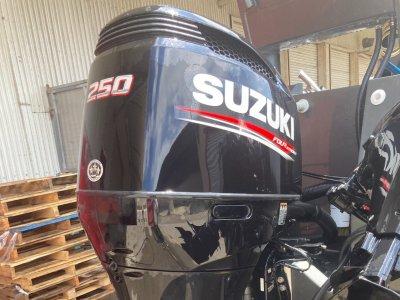 250HP Suzuki 2017