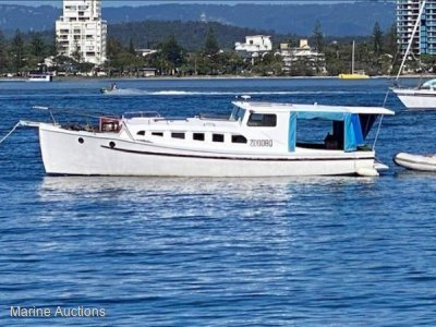 Custom Build 38 foot Timber Cabin Cruiser