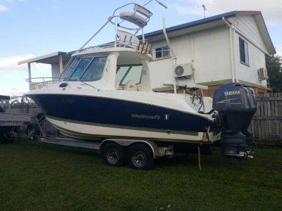 Wellcraft 252 Coastal Hardtop