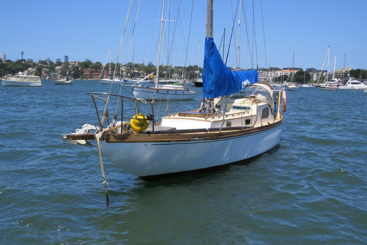 Griffin 36 Sloop