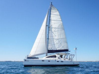 Leopard Catamarans 43 - Turn key Bluewater Cruiser