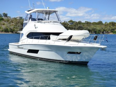 Riviera 43 Open Flybridge - Series II