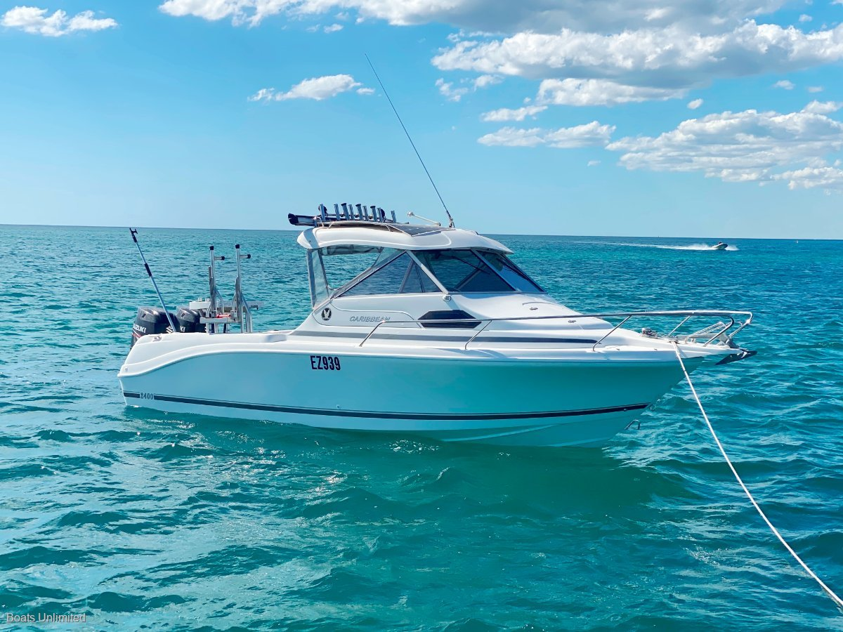 Caribbean 2400 HARDTOP DELUXE:Quality boats wanted!  Let me sell yours here today! Cash, Consign or Trade 9303 4443.